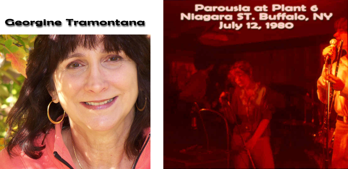 Georgine Tramontana Plant 6 July 12, 1980,  Niagara Street, Buffalo NY