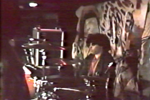 Gerry North Cannizzaro at Bogarts, Long Beach, CA - 06/18/89
