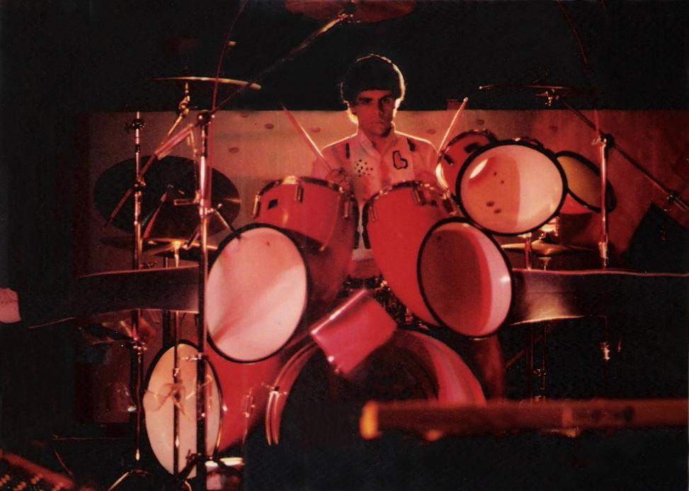 Gerry Cannizzaro_ at The Chamber, December 1984