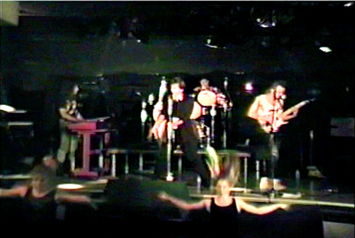 Parousia in its present form takes to the stage one last time at Goodies, April 17, 1990