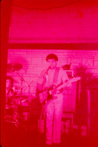 Parousia at the Plant-6 (Niagara St.) Saturday July 12, 1980