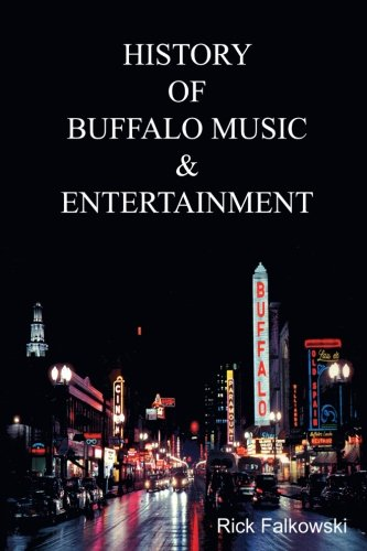 History of Buff Music & Ent. cover