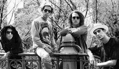 Jane's Addiction - Thursday 22 January 1987, UCLA Cooperage Hall