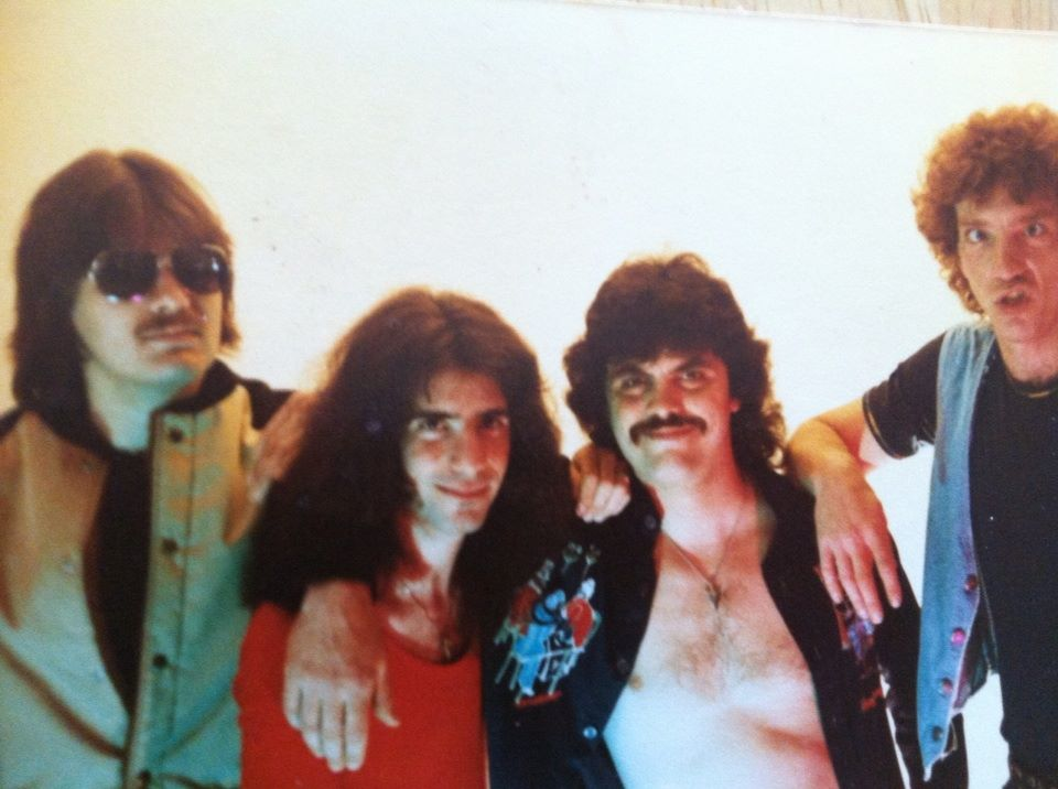 John Cameron band 1980 (w Joe Martucci)