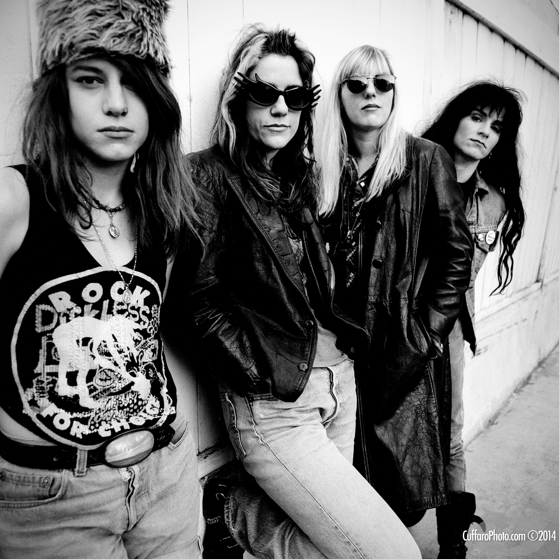 L7 – Thursday January 17, 1991, UCLA Cooperage Hall