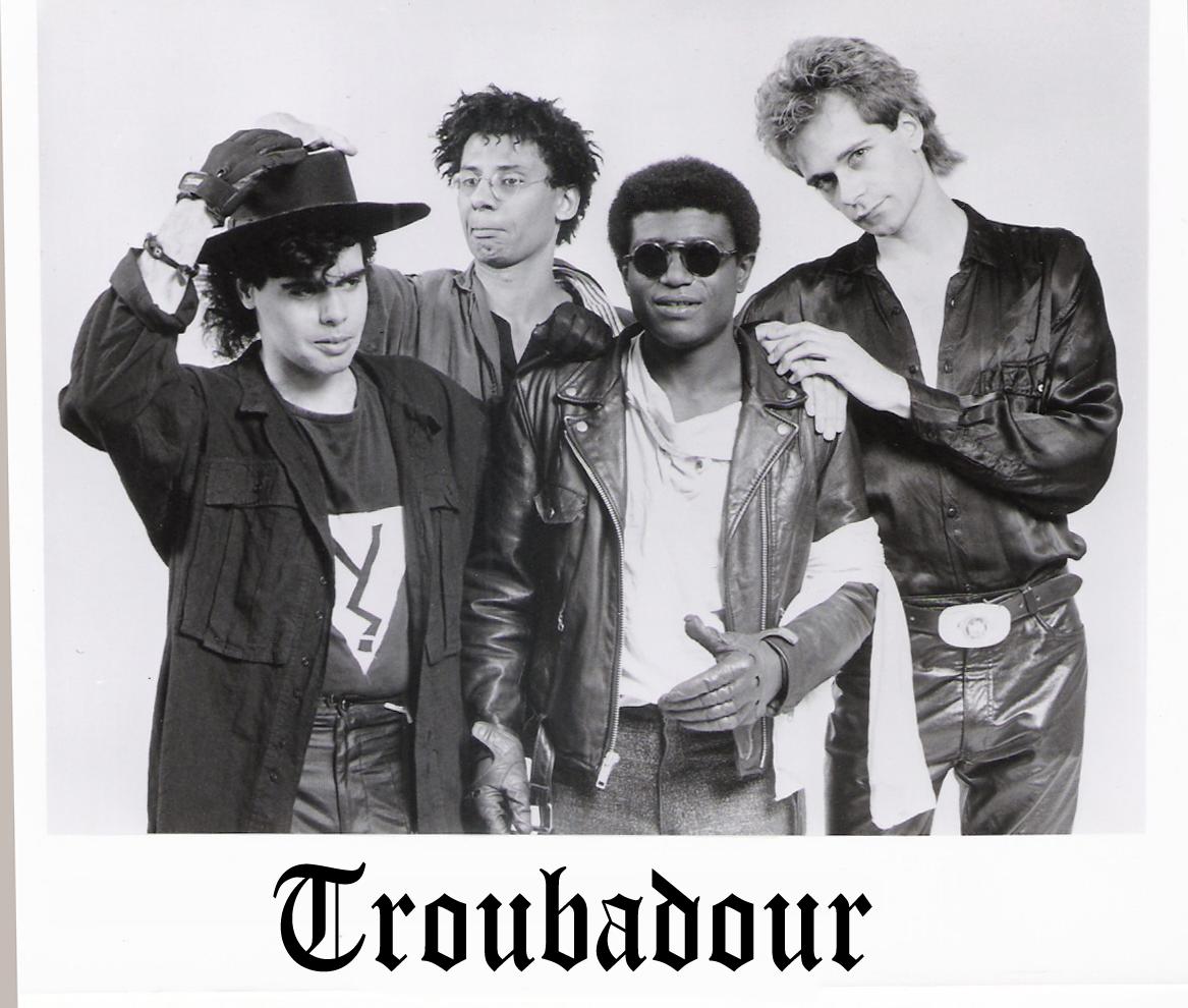 LA Four Troubadour