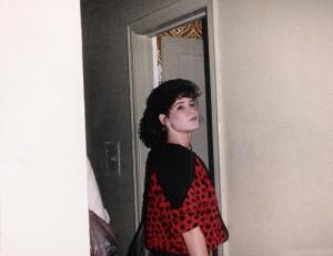 Lori Aronica Dec. 1984