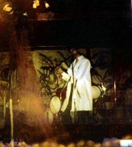 Parousia presents Love, Lust & Wreckage Show at Broadway Joe's - 02.14.86