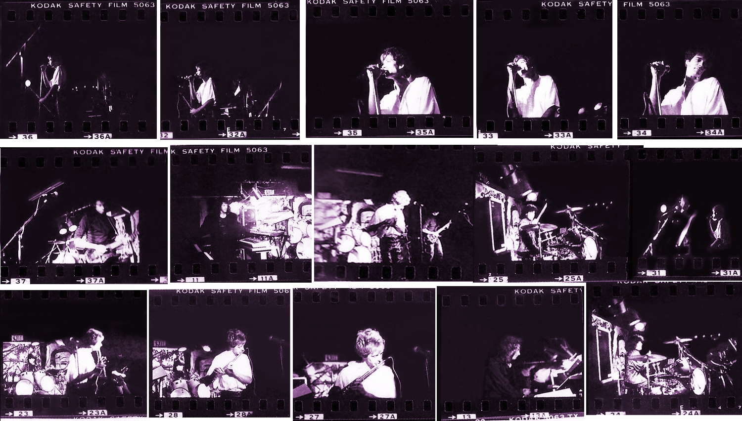 Madame Wong's Collage w Marty 1989