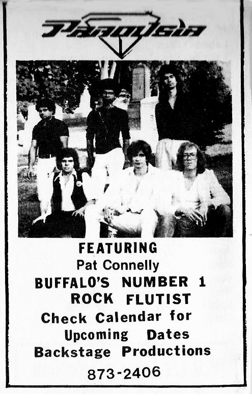 Buffalo Backstage Magazine - March 1982
