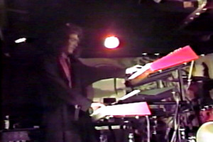 Marty leggett - Parousia at Bogart's June 18, 1989