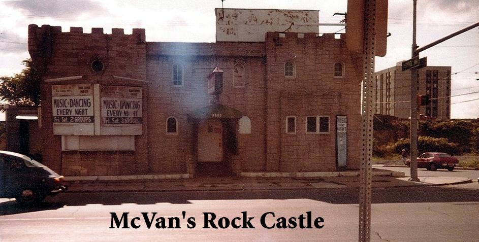 McVan's Rock castle