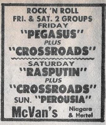 McVans Sunday July 1st, 1979