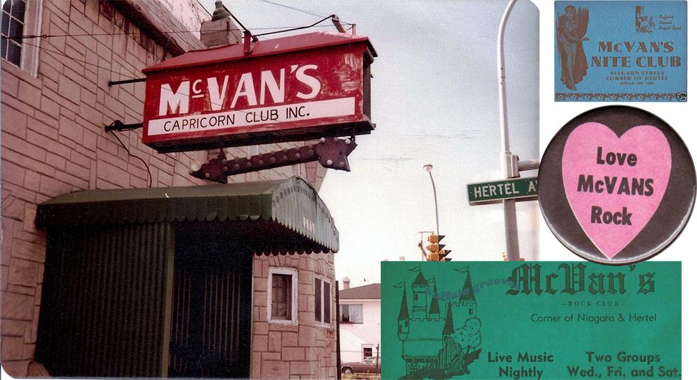 McVan's compilation