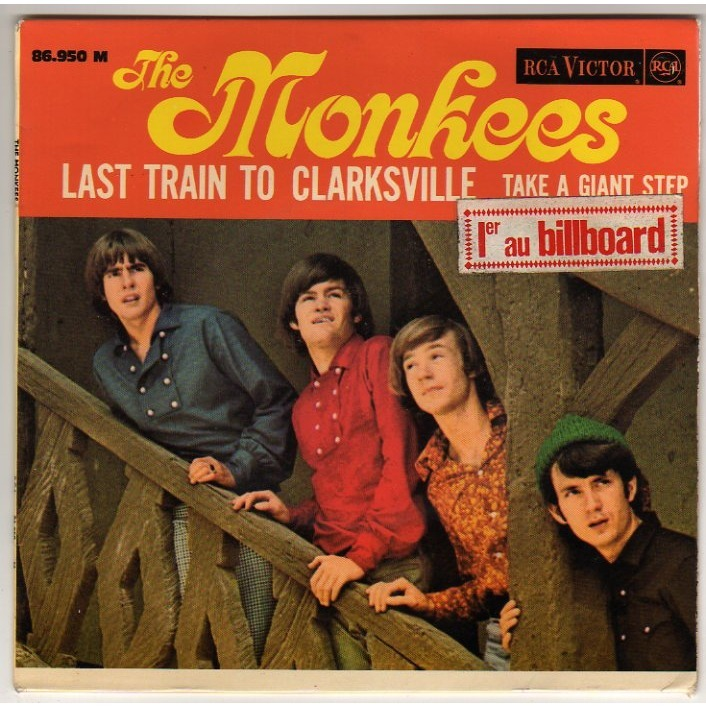Monkees - Last Train to Clarksville 1967