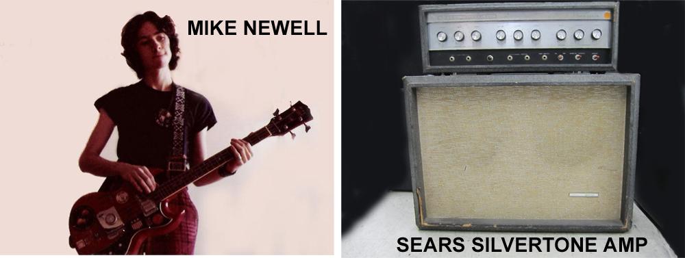 Newell & Silvertone Amp