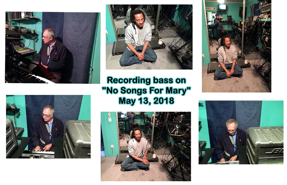No Songs For Mary Comp