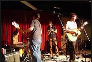 Okkerville River band - Live on the Cooperage Hall stage 2005