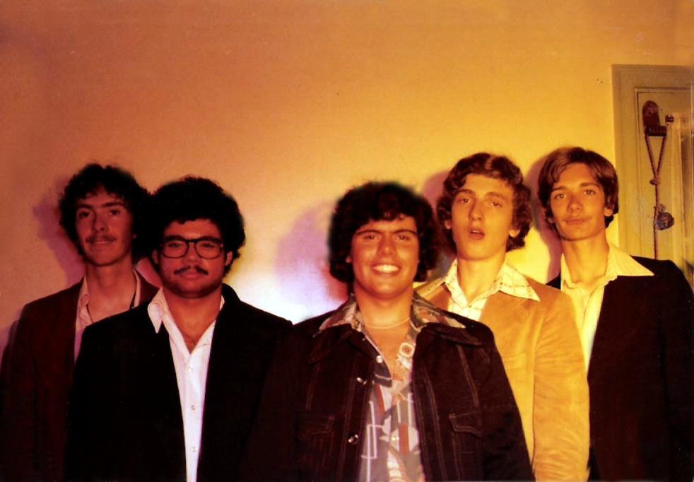 Parousia first Band Shot (3) Dec 1975