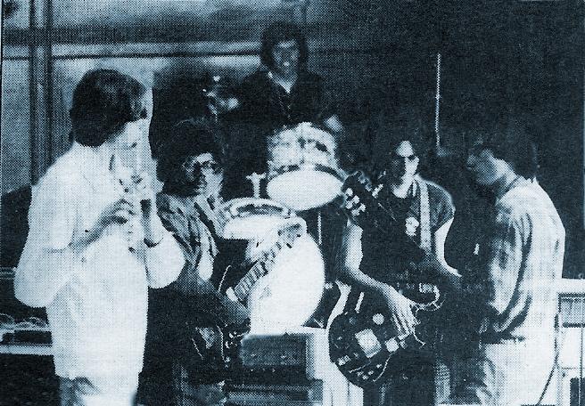 Parousia 1976