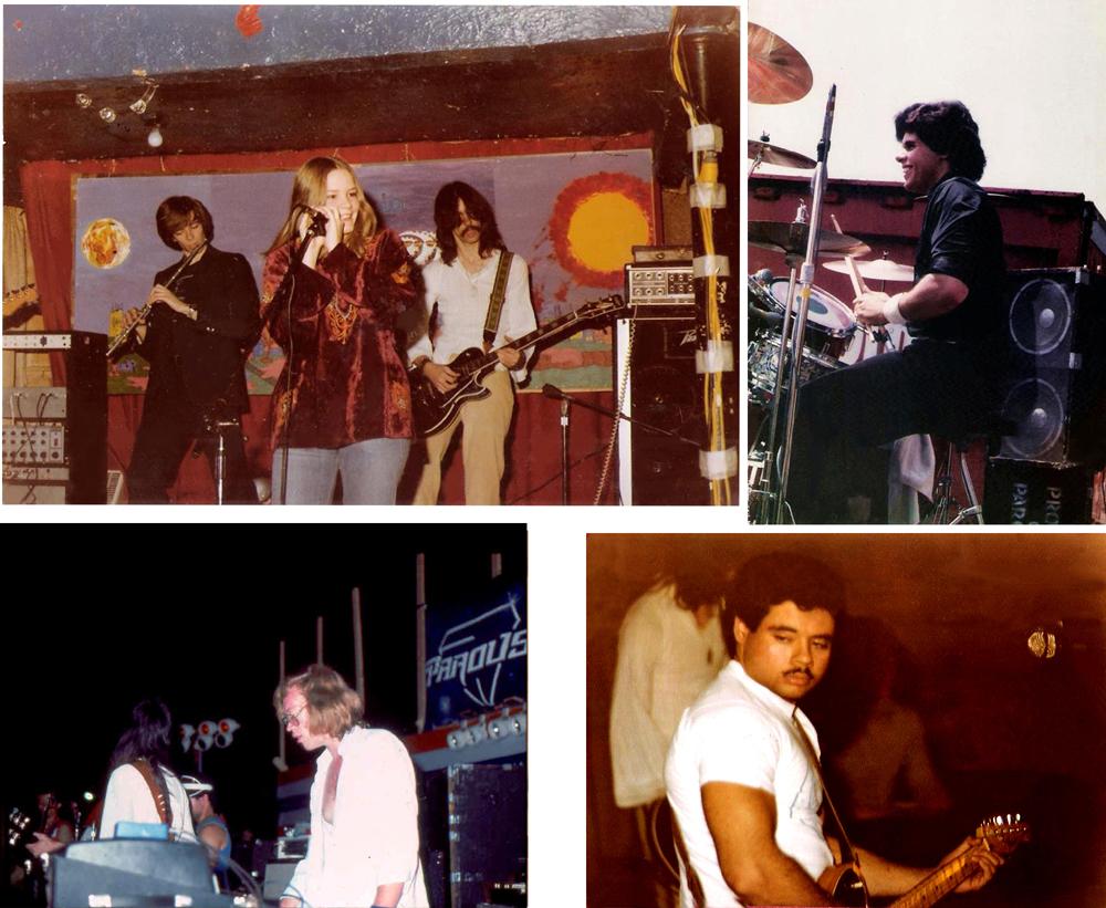 Parousia Live (various locations 1979-1981)
