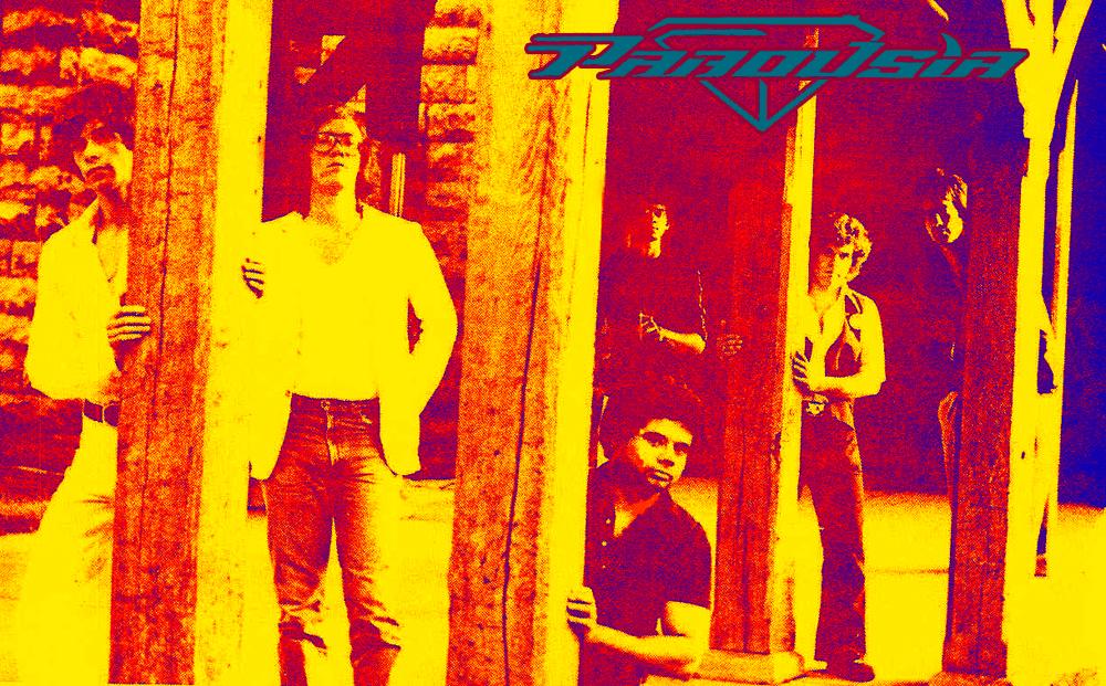 Parousia 1982: P. Connolly, E. Scheda, B. Cannizzaro, R. Lowden, G. Cannizzaro, G. Huels