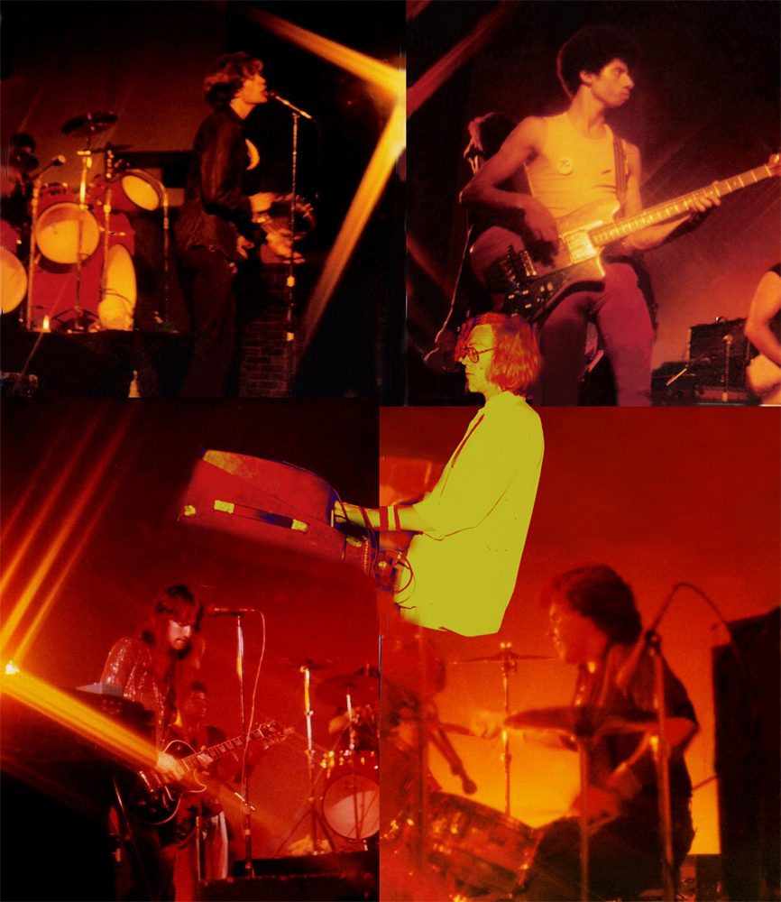 Parousia at Buffalo State College, September, 1981