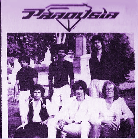 Parousia 1982, a friendly reminder that this page is about Parousia at the Sundown Saloon. Those other bands are just peripheral decoration.