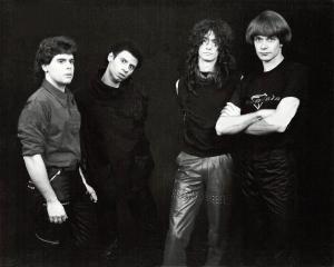 Parousia photo session 1984