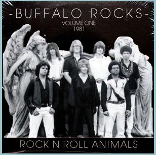 "Parousia's ""Miss Ogyny"" on the ""Buffalo Rocks"" (97 Rock) album"