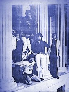 Parousia photo session - Elmwood Art Gallery May 4, 1980