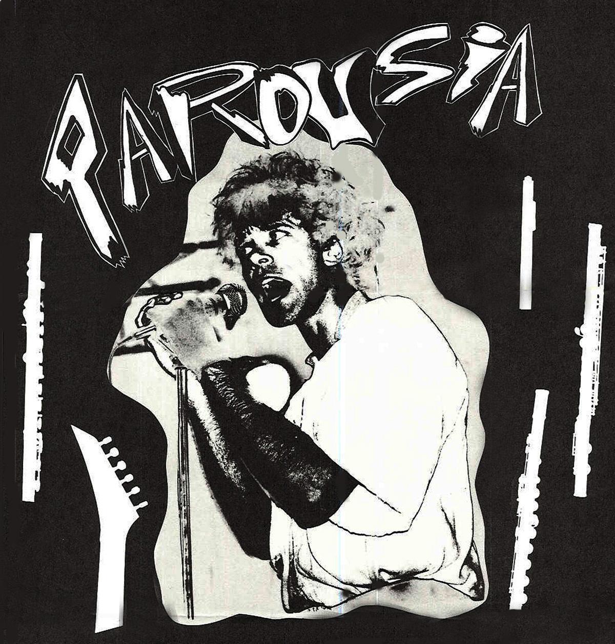 Rock Flute + Rock Guitar + Rockin' Band = PAROUSIA