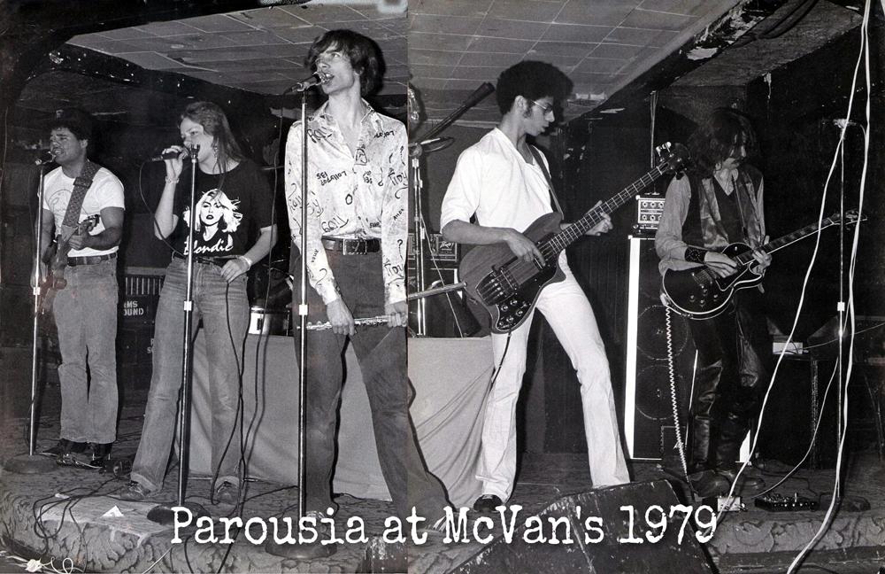 Parousia McVan's 1979