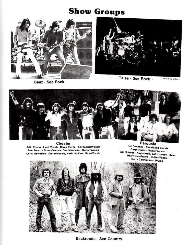 Parousia Poster 1980