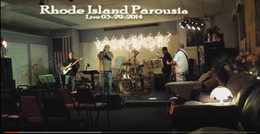 Looks like Rhode Island Parousia pulls in a crowd like we did back in the day…