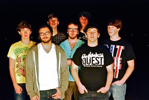 Parousia, MN 2015: Zach D, Mac M, Chad H, Justin H, Andrew D, Mike D, Brandon B