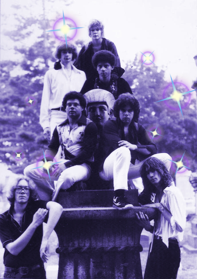 Parousia at Forest Lawn 1980 (2) -Falkowski, Marcia