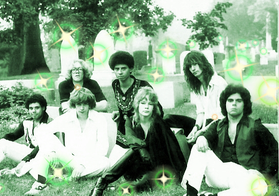 Parousia at Forest Lawn 1980