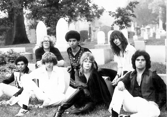 Parousia at Forest Lawn Cemetery, August 1980