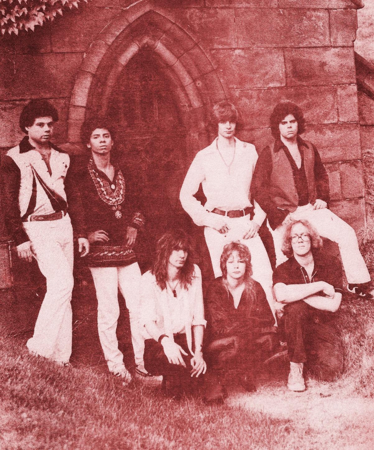 Parousia with Kim Watts. May 1981