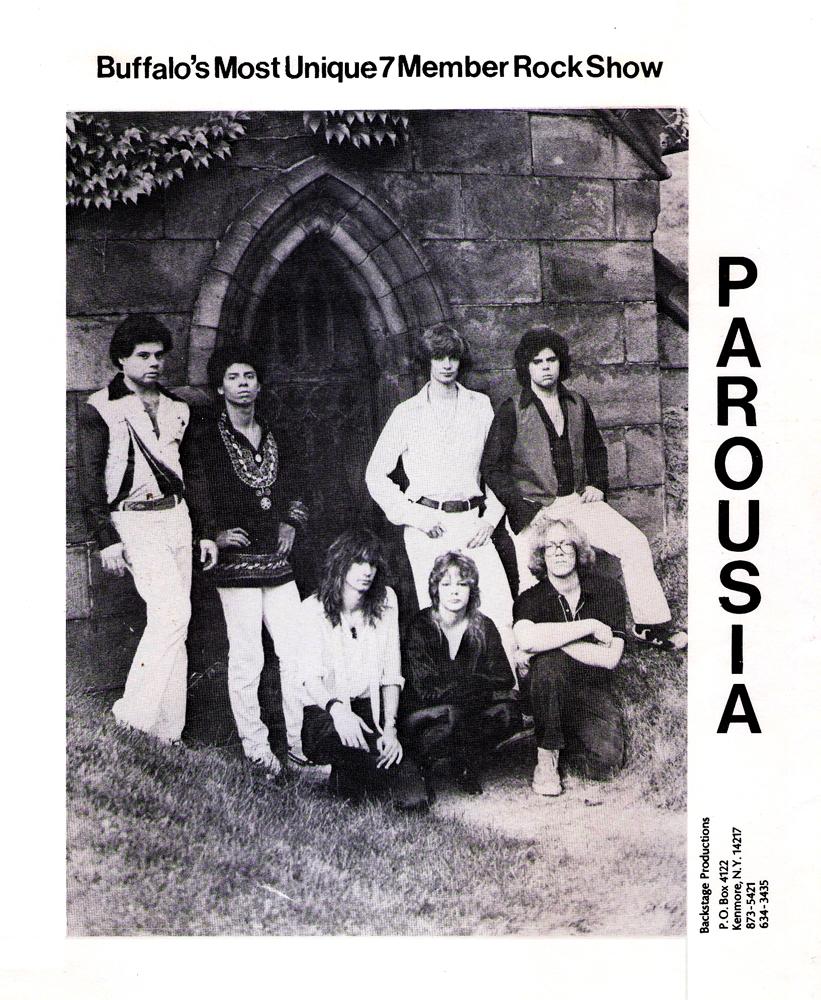 PAROUSIA 1978-1982