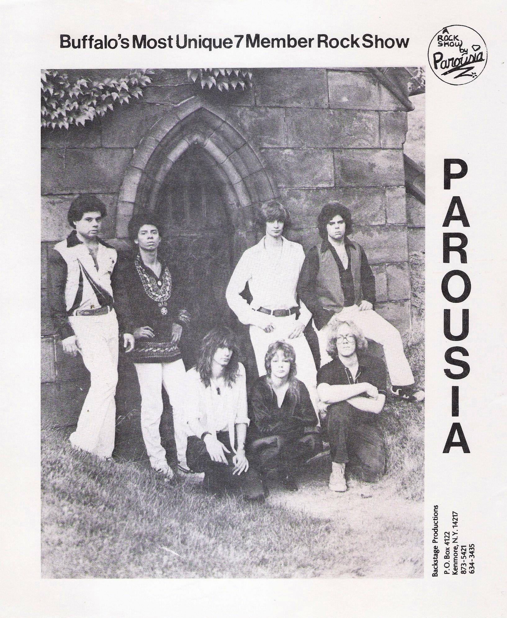 Parousia at (Forest Lawn 1980)Falkowski,Marcia