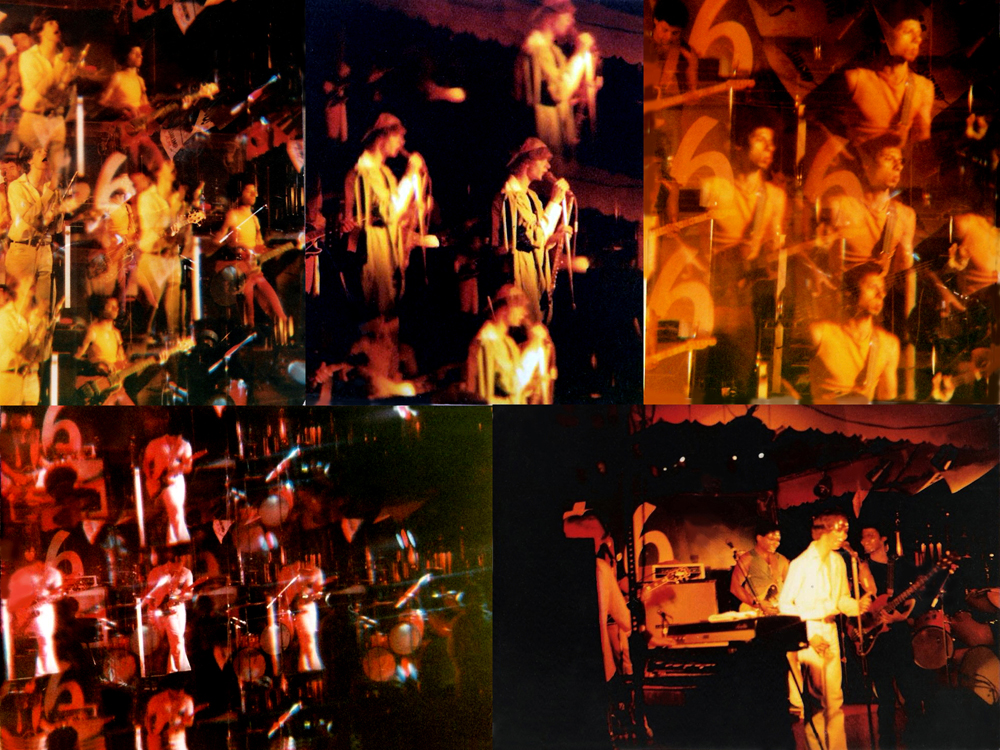 Parousia at The Plant-6, Kenmore NY, 1982
