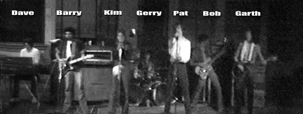 Parousia at King Factory warehouse, Rano Street, Black Rock 1979