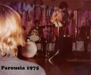 Parousia at St. Joe's 1975