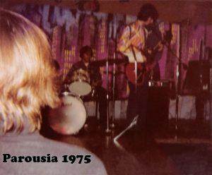 Parousia at St. Joe's 1975