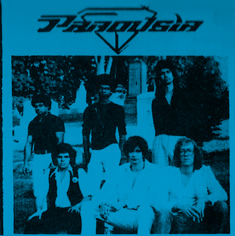 The six-member Parousia 1982