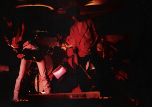 Parousia video release party at the Chamber - December 1984