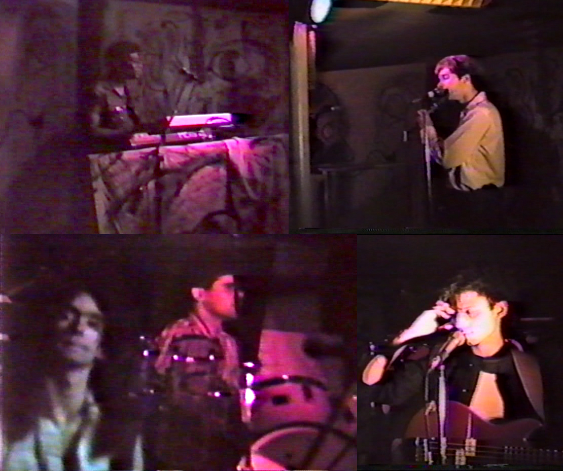 PAROUSIA live at The Chamber, 1986