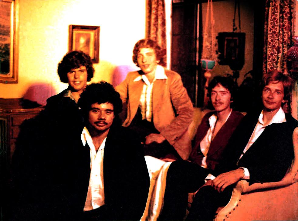 The Rock Band Parousia, Buffalo NY 1975-1976
